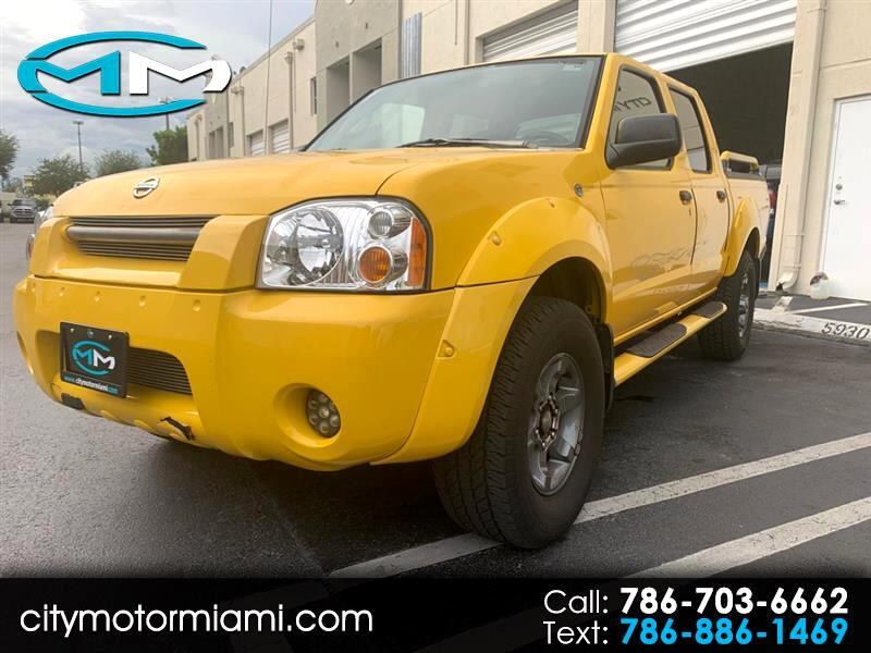 2004 Nissan Frontier 2WD XE Crew Cab V6 Auto Std Bed