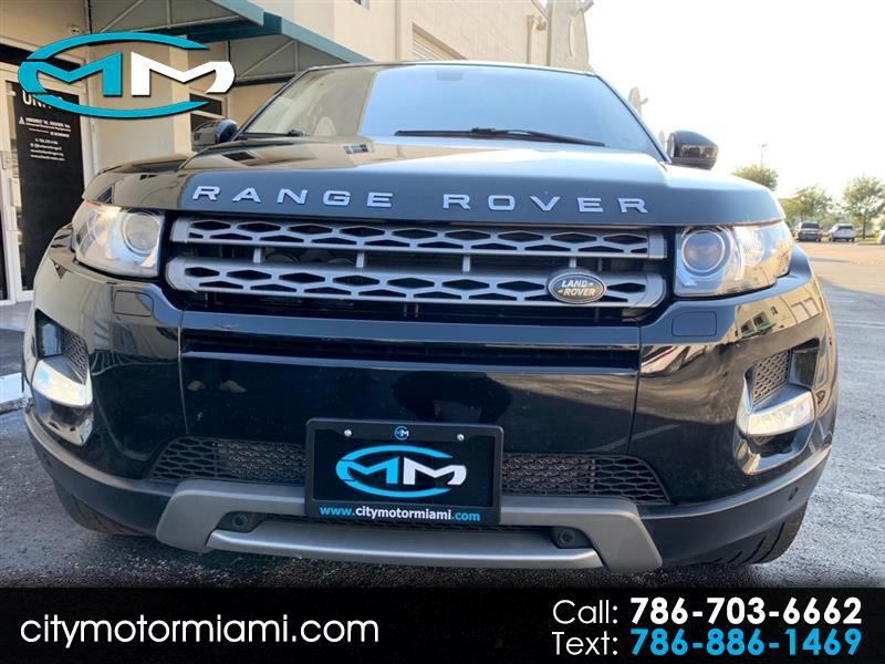 2015 Land Rover Range Rover Evoque 5dr HB Pure Plus