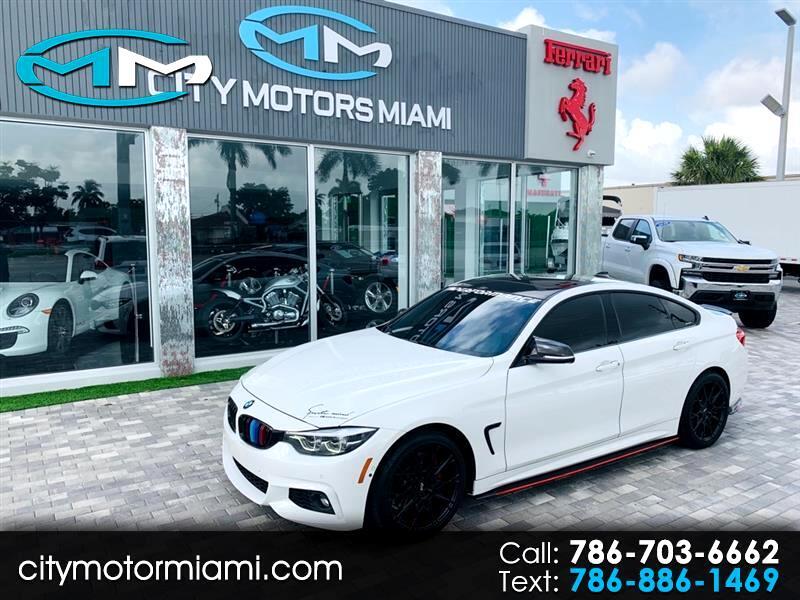BMW 4 Series 430i Gran Coupe 2018