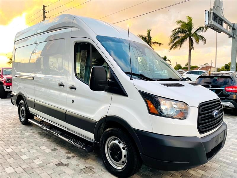 "Ford Transit Van T-250 148"" Hi Rf 9000 GVWR Sliding RH Dr 2017"