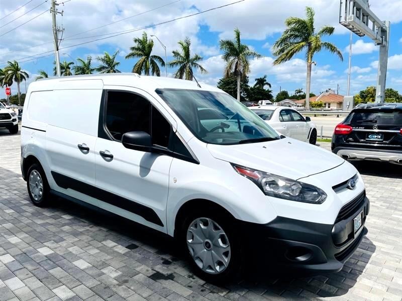 Ford Transit Connect Van XL LWB w/Rear Symmetrical Doors 2018