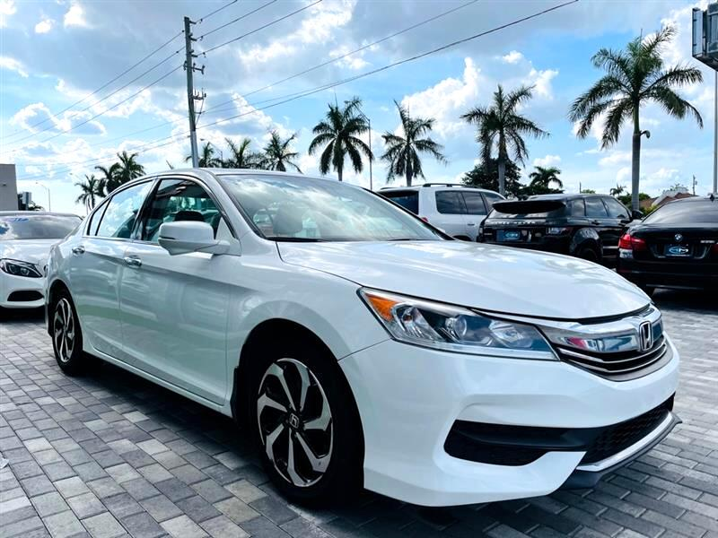 Honda Accord Sedan 4dr V6 Auto EX-L 2016