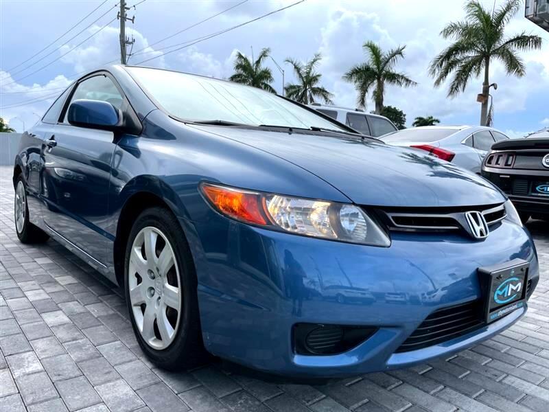Honda Civic Cpe LX AT 2006