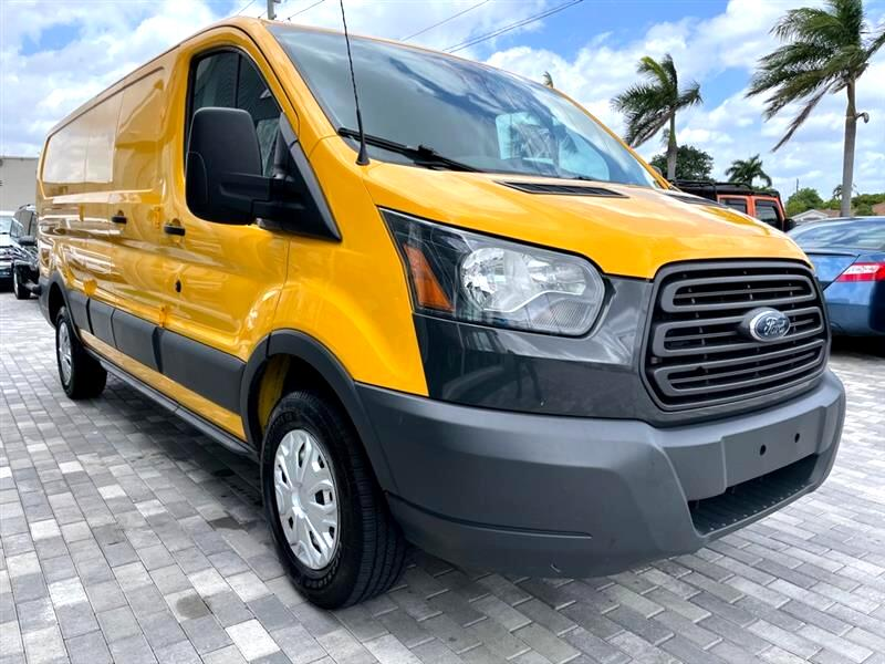 "Ford Transit Cargo Van T-250 148"" Low Rf 9000 GVWR Swing-Out RH Dr 2016"