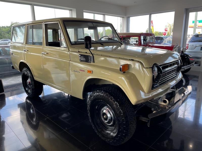 Toyota Land Cruiser  1973