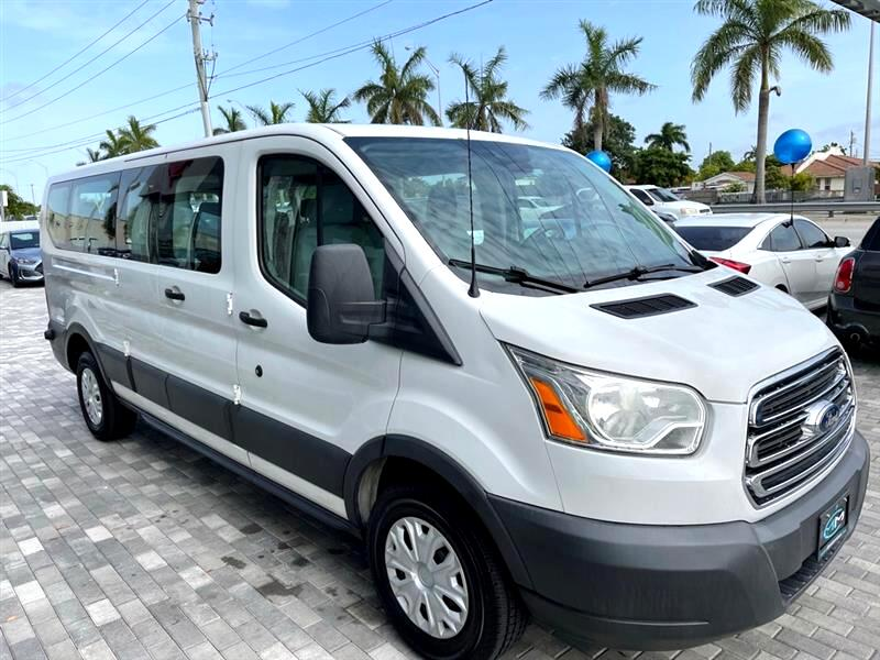 """Ford Transit Wagon T-350 148"""" Low Roof XLT Swing-Out RH Dr 2015"""