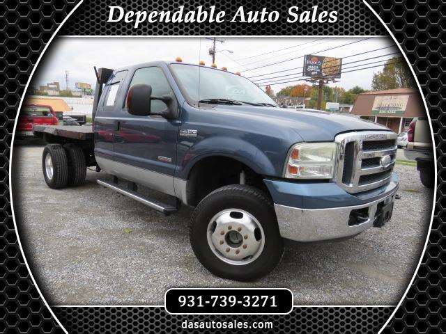 2007 Ford F-350 SD XL SuperCab Long Bed DRW 4WD