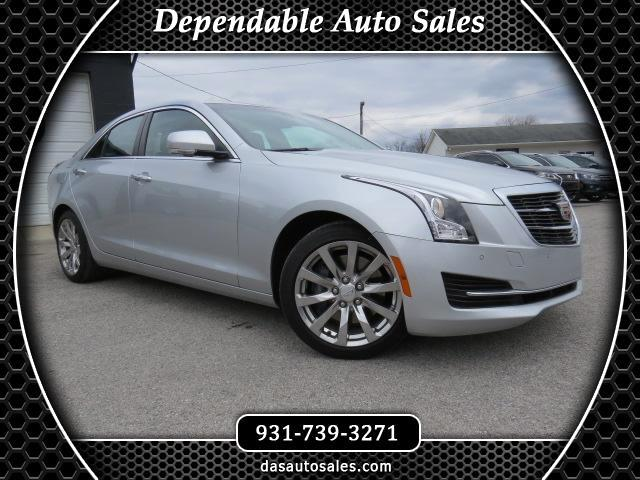 2017 Cadillac ATS Sedan 4dr Sdn 2.0L Luxury RWD