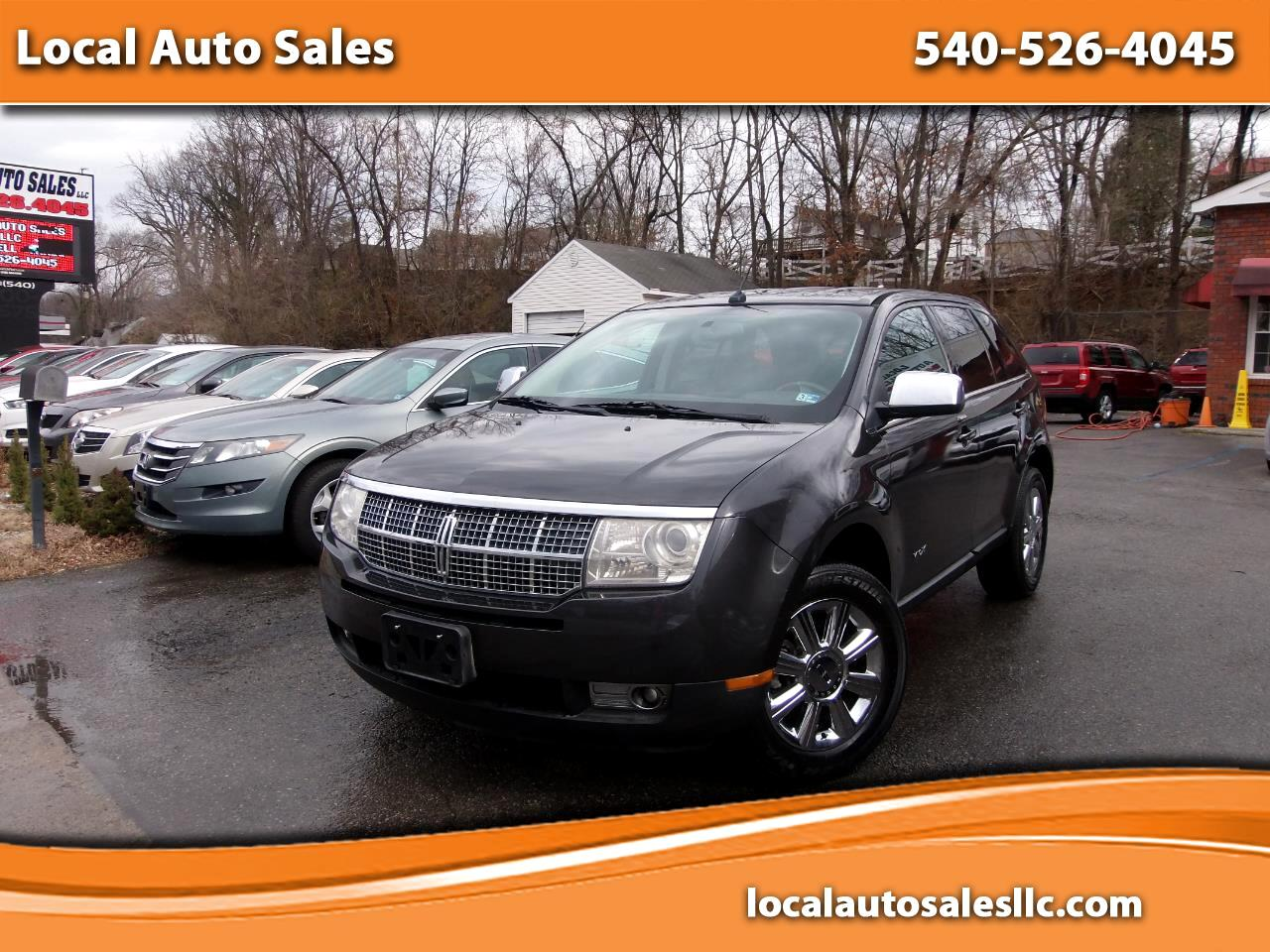 Lincoln MKX AWD 2007