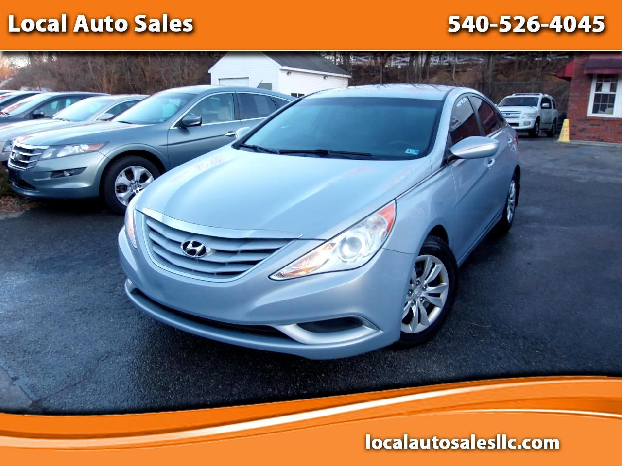 Hyundai Sonata GLS Auto 2011