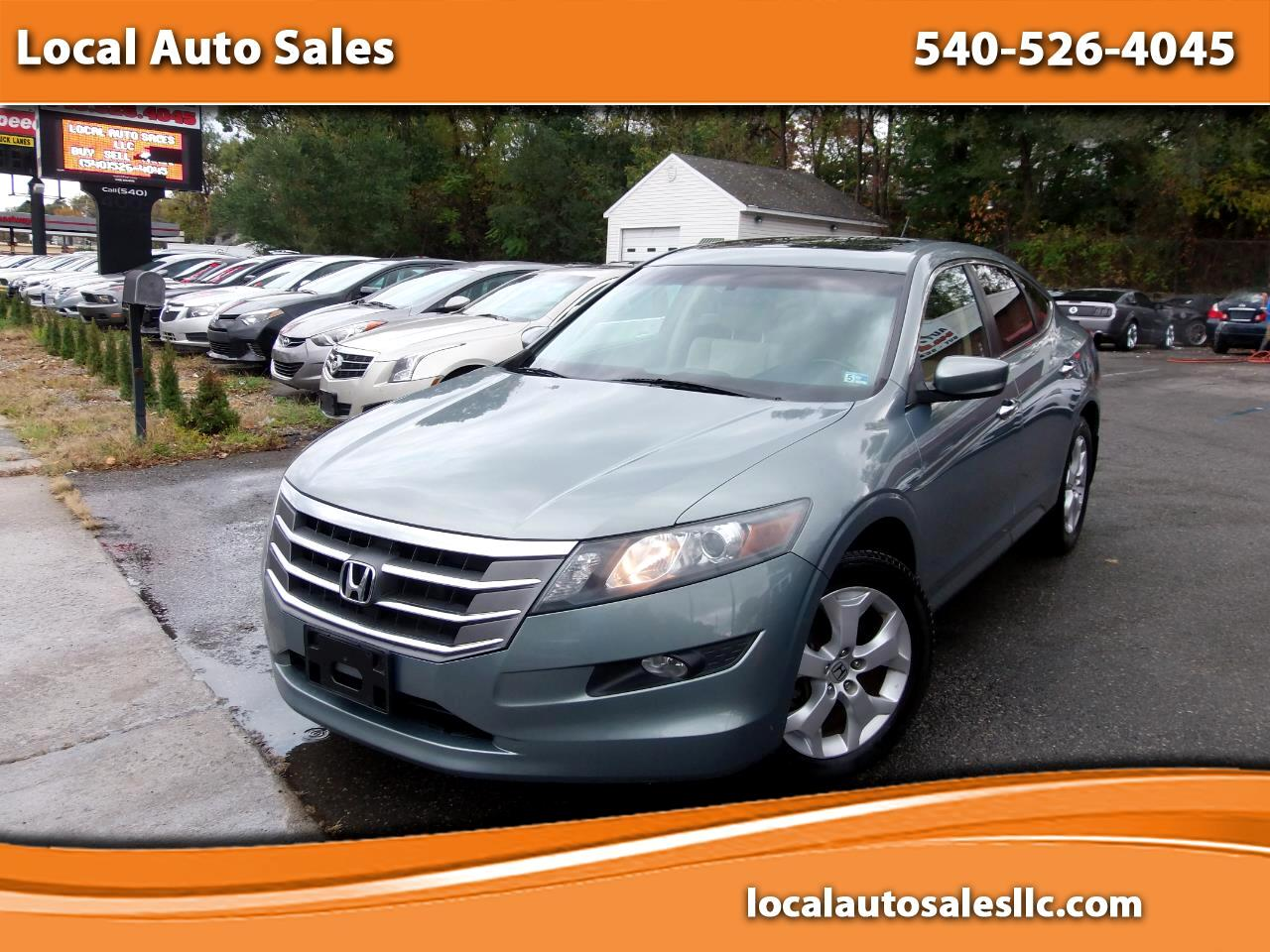 Honda Accord Crosstour EX-L 4WD 5-Spd AT 2010