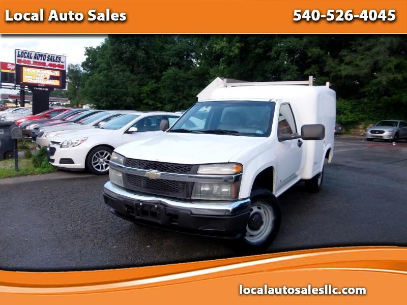 Chevrolet Colorado Work Truck 2WD 2008