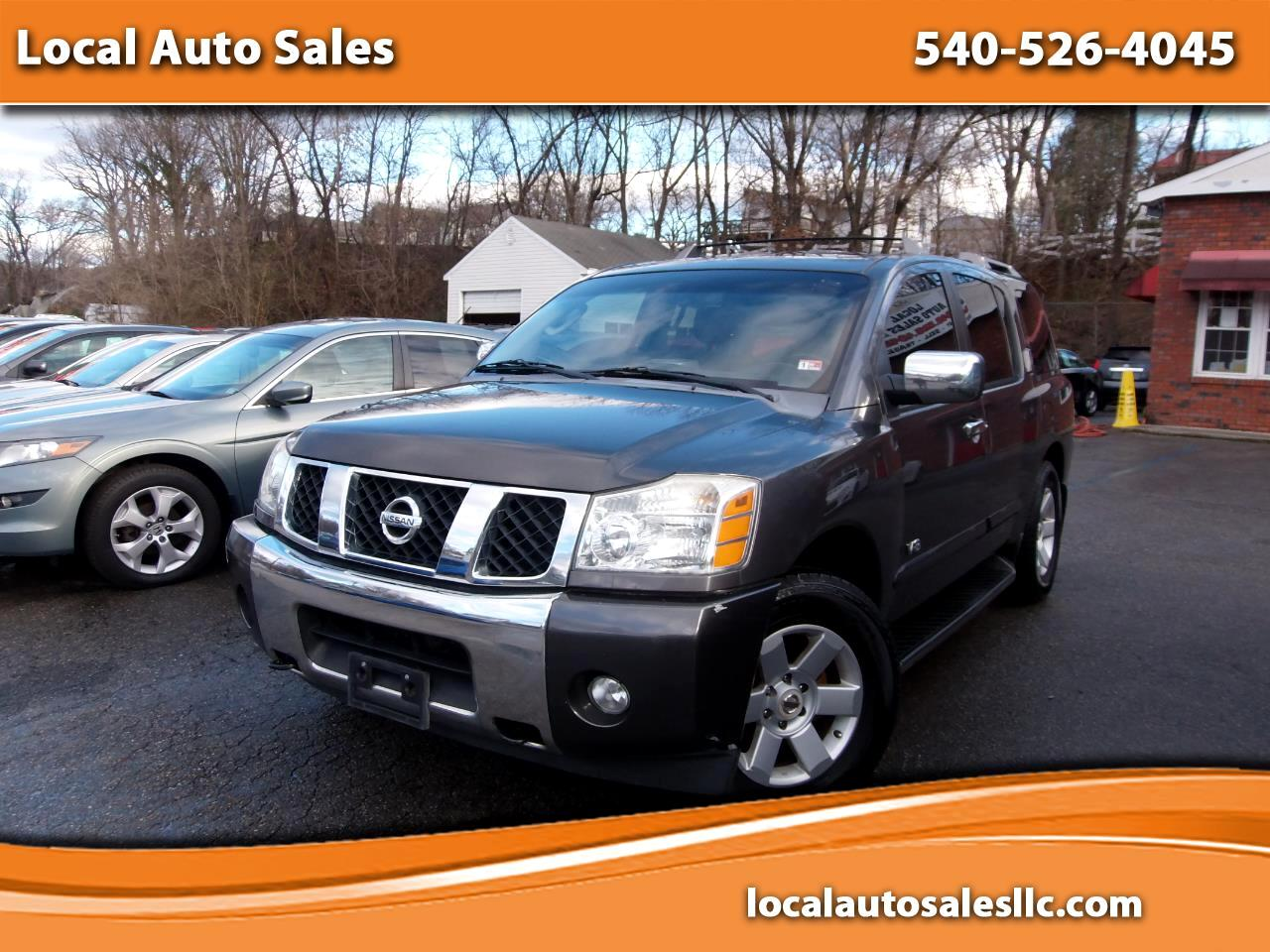 Nissan Armada LE 4WD 2006
