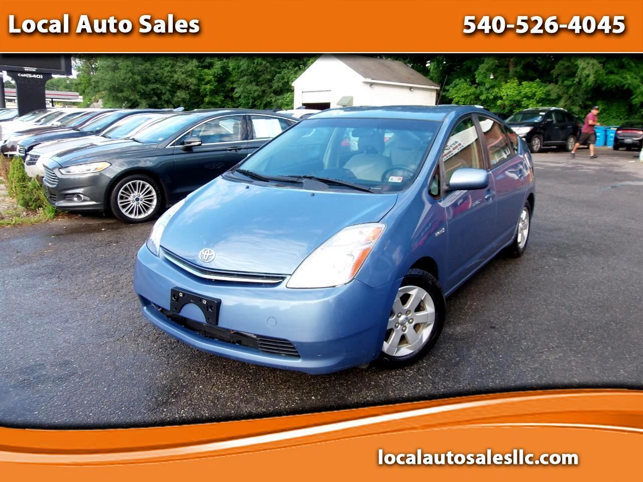 Toyota Prius 5dr HB (Natl) 2006