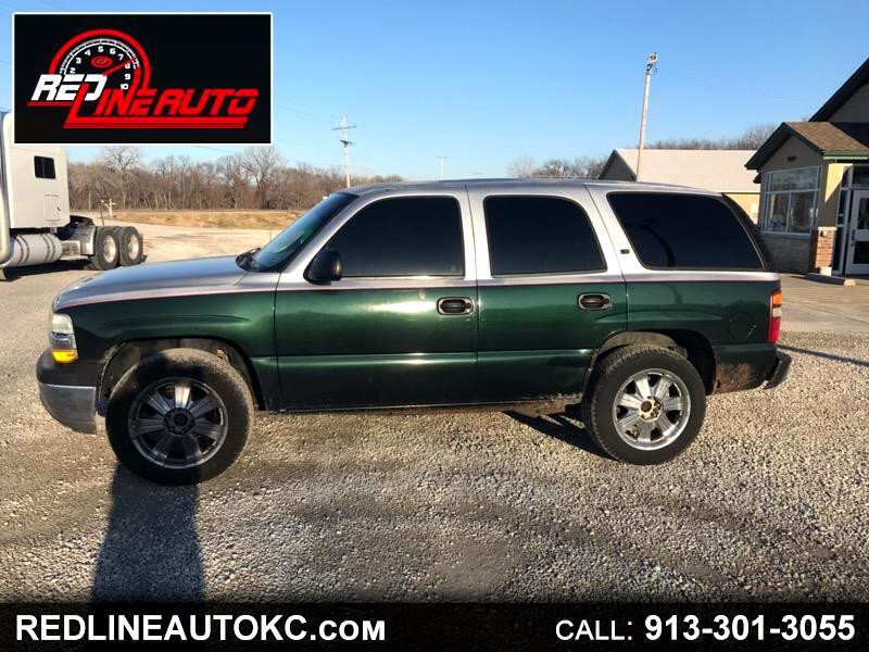 2001 Chevrolet Tahoe LS 4WD