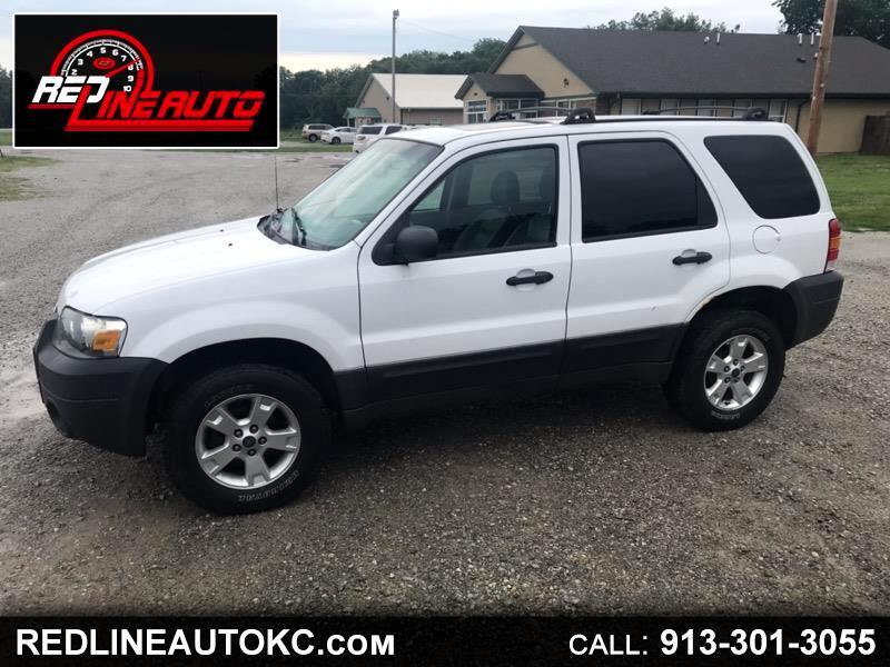 2007 Ford Escape XLT 2WD 2.3L
