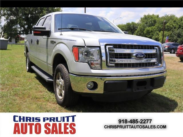 2014 Ford F-150 XLT SuperCab 2WD