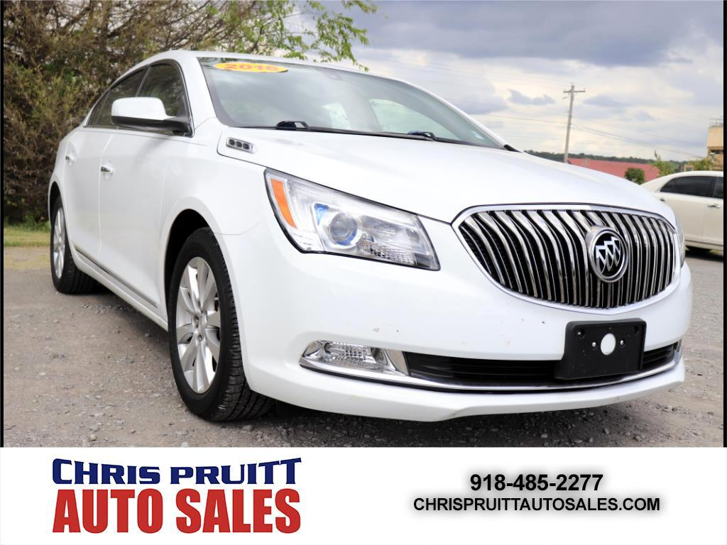 2016 Buick LaCrosse 4dr Sdn Base FWD
