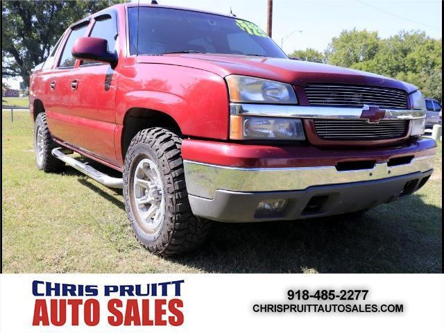 2004 Chevrolet Avalanche 1500 4WD