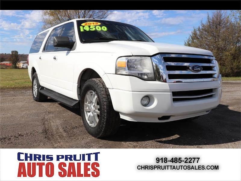 2012 Ford Expedition EL King Ranch 2WD