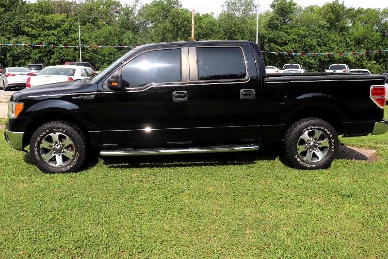 2009 Ford F-150 XL SuperCrew 5.5-ft. Bed 2WD