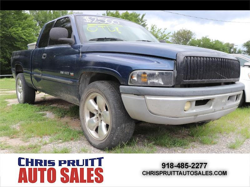 2001 Dodge Ram 1500 Quad Cab Short Bed 2WD