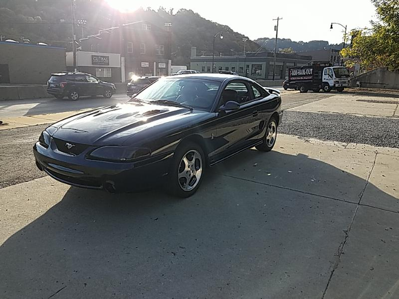 Ford Mustang Cobra Coupe 1996