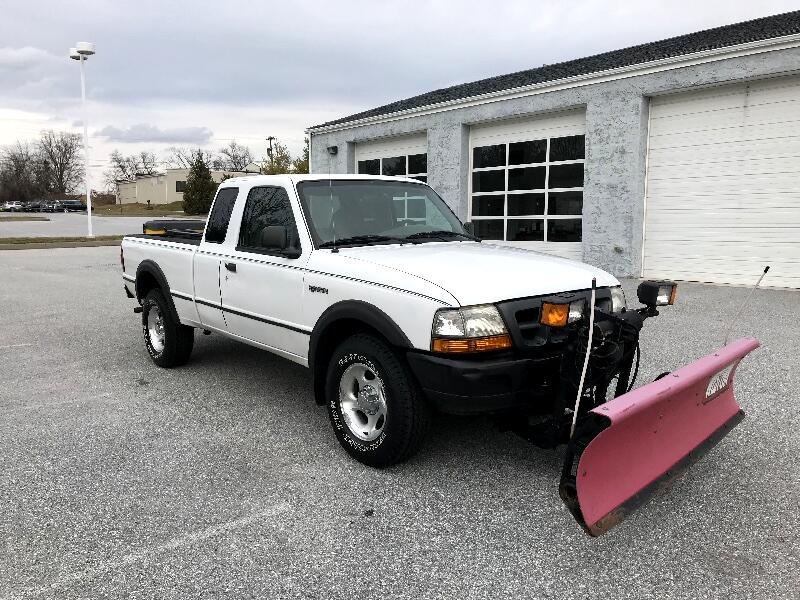 Ford Ranger XL SuperCab 4WD 2000