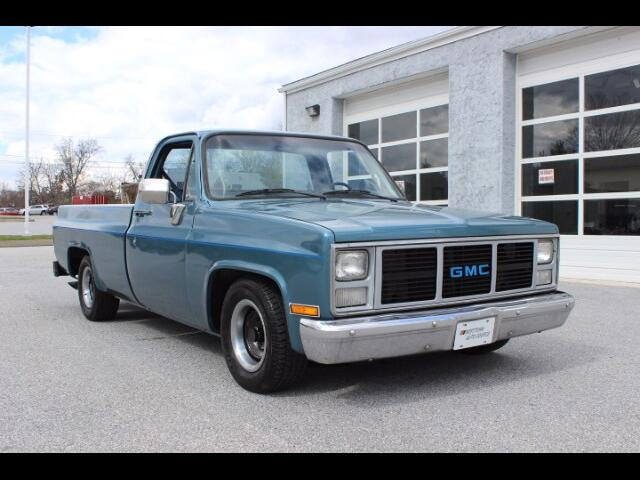 1987 GMC R1500 Regular Cab 2WD