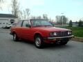 1987 BMW 3 Series 325E automatic
