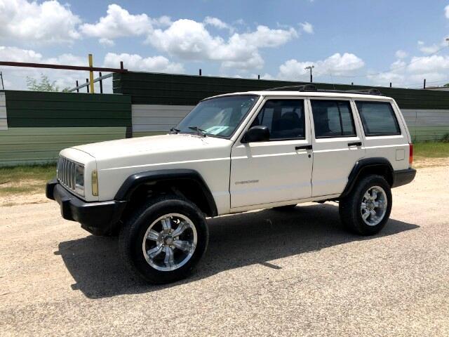 2000 Jeep Cherokee SE 4-Door 2WD
