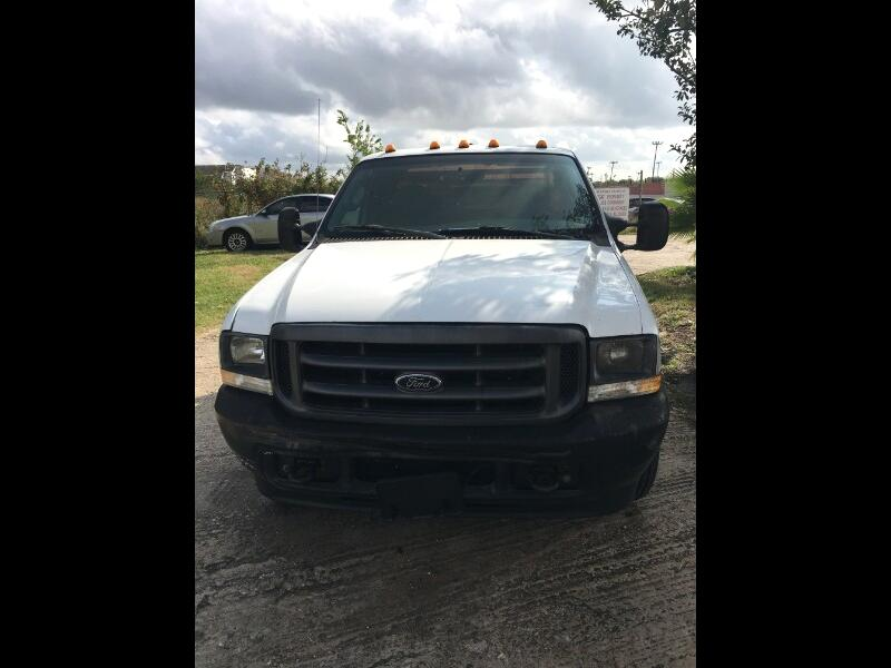 2003 Ford F-350 SD Lariat SuperCab Long Bed 2WD DRW