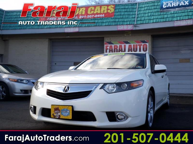 2011 Acura TSX 5-speed AT