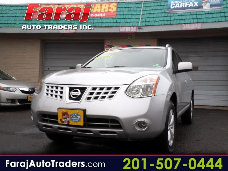 2009 Nissan Rogue SL AWD