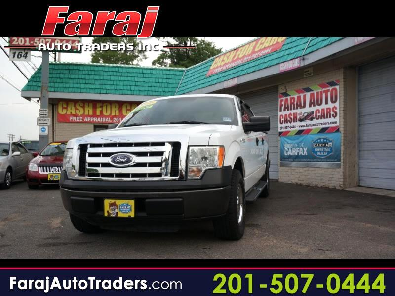 Ford F-150 XL SuperCrew 6.5-ft. Bed 2WD 2010