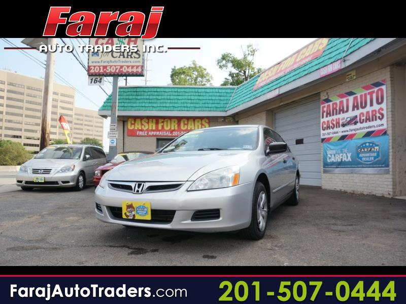 Honda Accord VP Sedan 2007