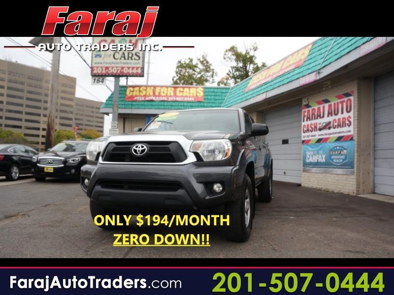 Toyota Tacoma PreRunner Access Cab V6 Auto 2WD 2012