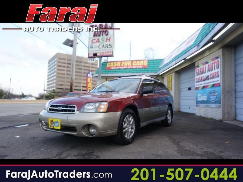 Subaru Outback Wagon 2002
