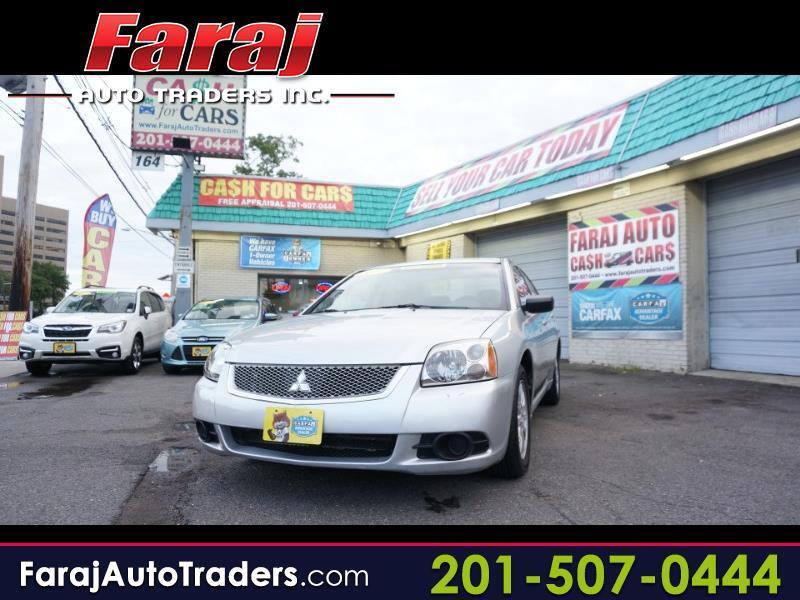 Mitsubishi Galant FE 2011
