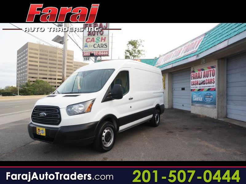 Ford Transit 150 Van Med. Roof w/Sliding Pass. 130-in. WB 2016