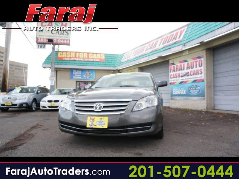 Toyota Avalon 4dr Sedan XL w/Bucket Seats 2007