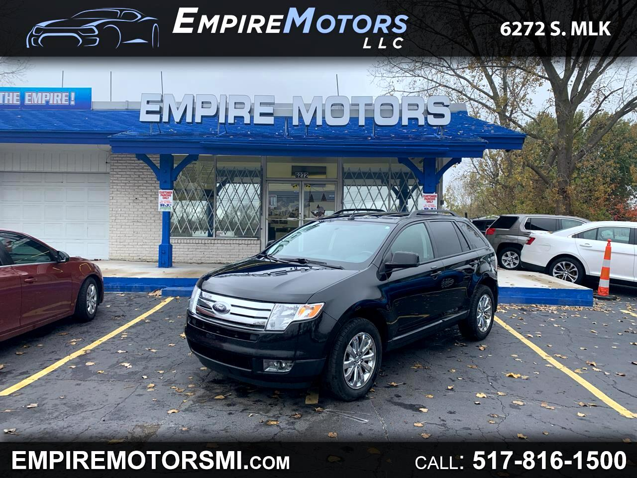 2010 Ford Edge FWD 4dr SEL