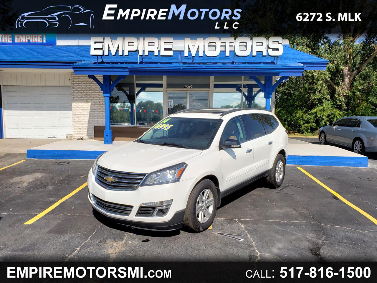Chevrolet Traverse 2LT AWD 2014