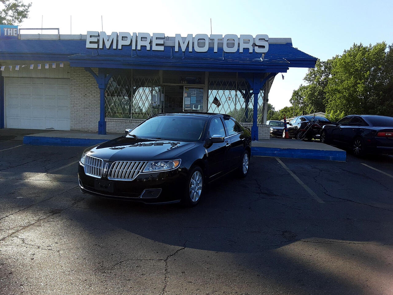 Lincoln MKZ FWD 2012