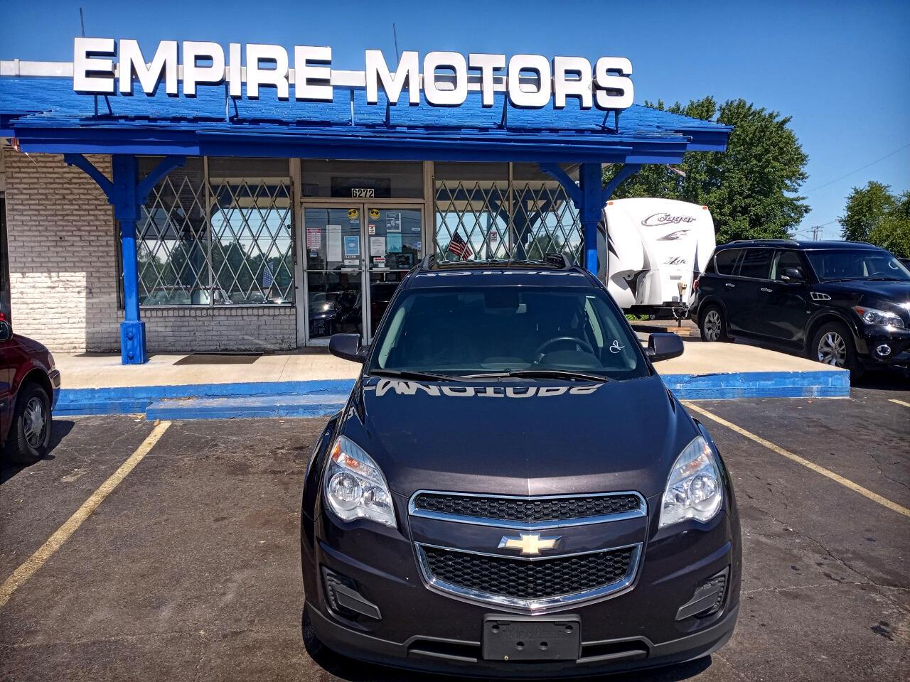 Chevrolet Equinox 1LT AWD 2014