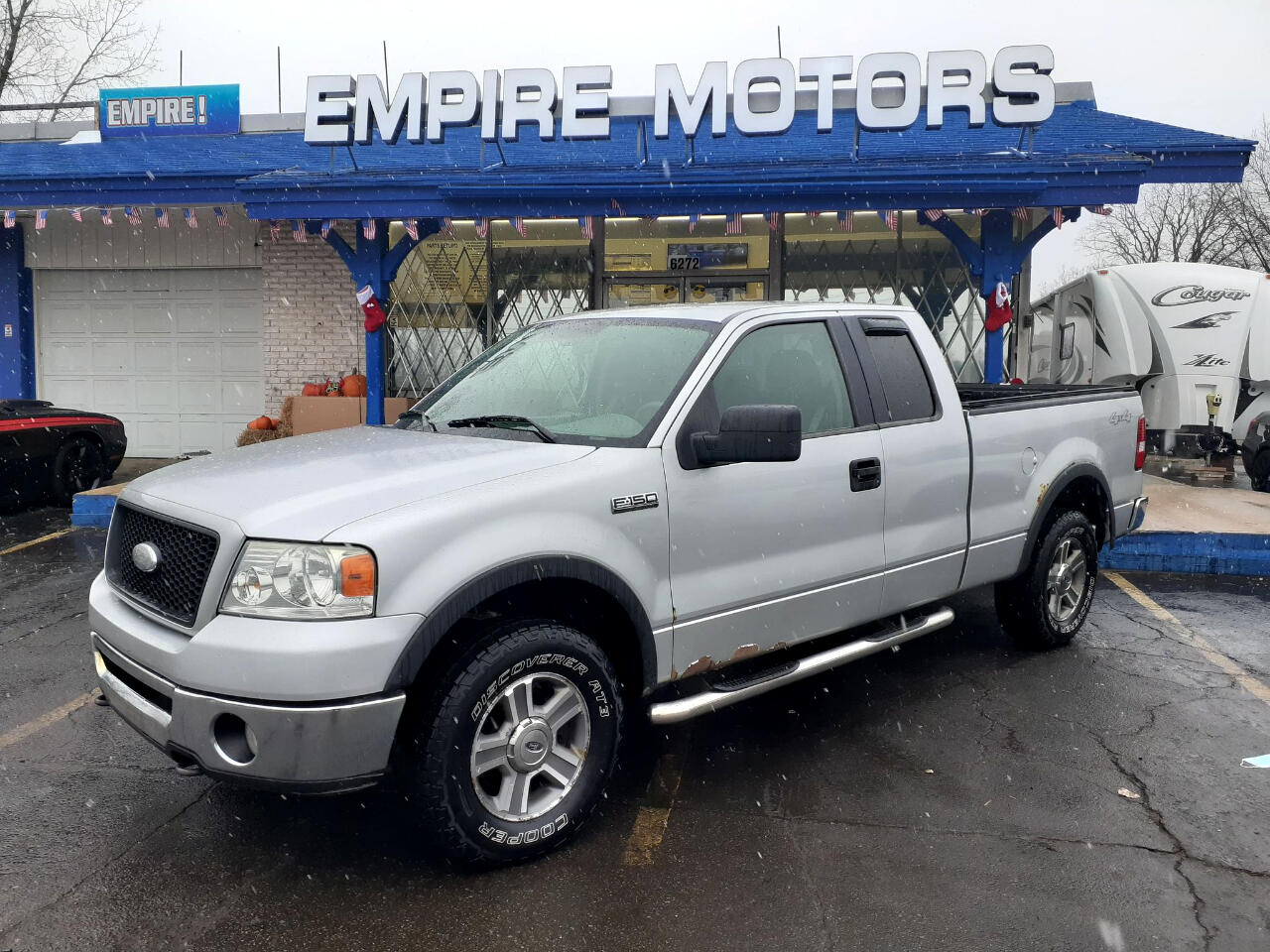 Used 2006 Ford F 150 Fx4 Supercab 5 5 Ft Box For Sale In Lansing Mi 48911 Empire Motors Of Lansing