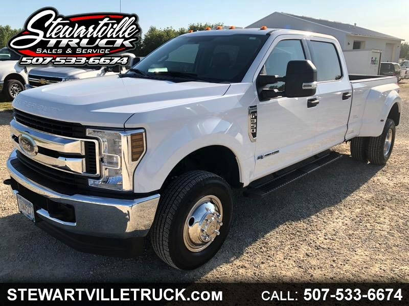 2019 Ford F-350 SD XLT Crew Cab Long Bed 4WD DRW