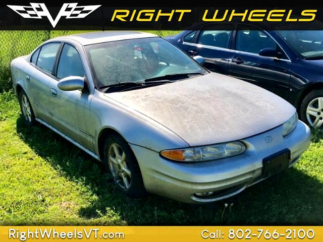2001 Oldsmobile Alero GLS Sedan