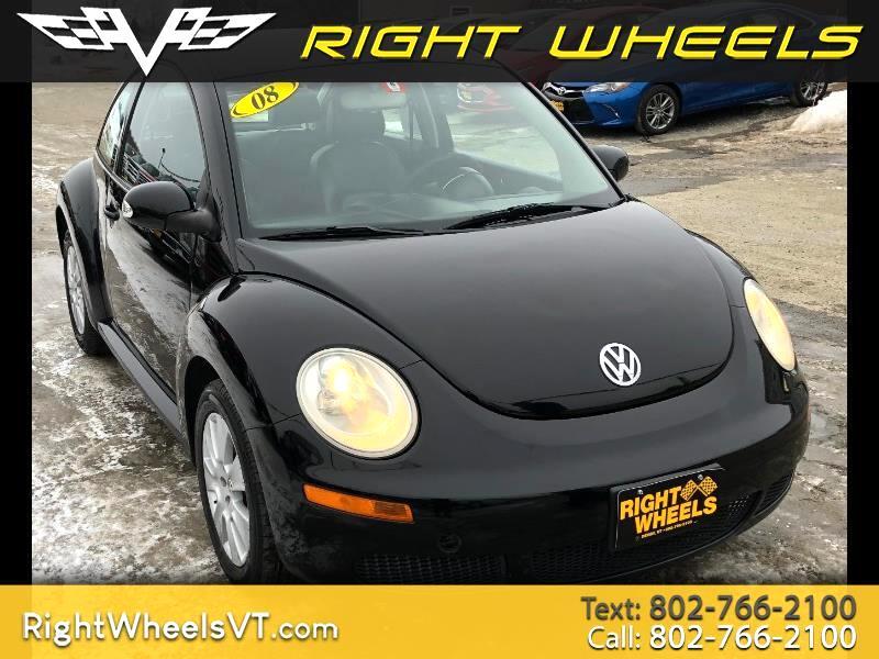 2008 Volkswagen Beetle Coupe 2dr Auto 2.5L