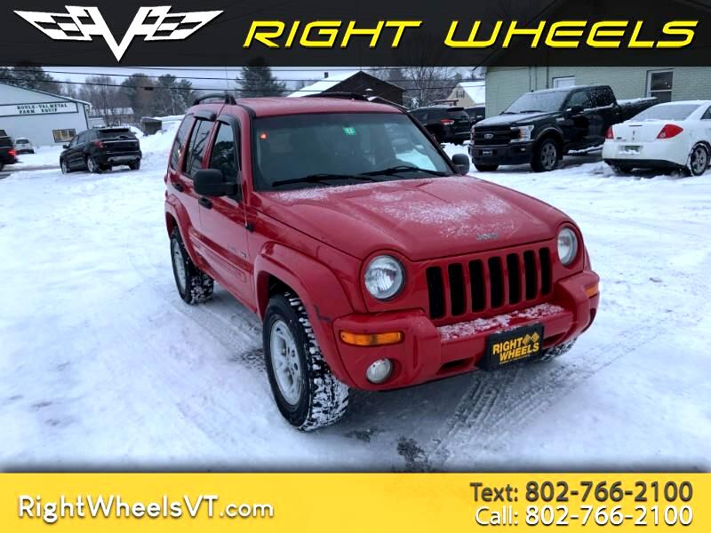 2003 Jeep Liberty 4WD 4dr Limited